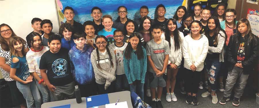 Oak 8 8th Grade